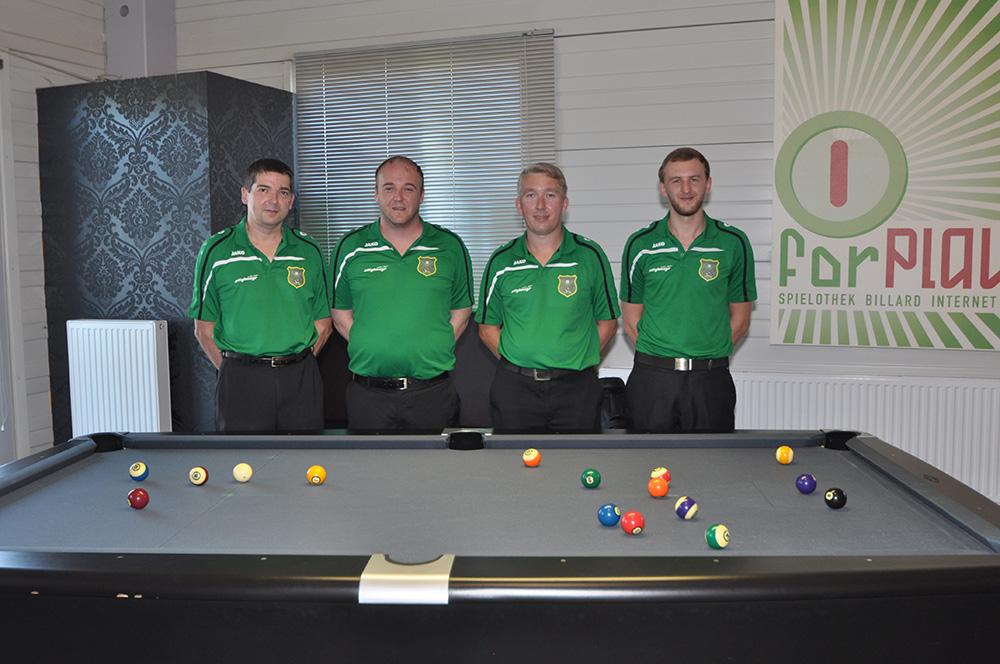PBC Ilmmünster - 1 Mannschaft