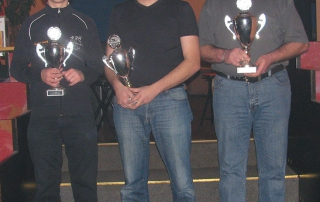 8-Ball Turnier 06.01.2010 Sieger Wiringer Alex