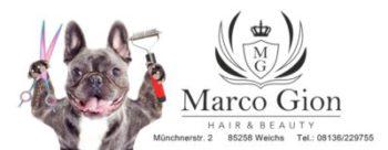Friseur Marco Gion