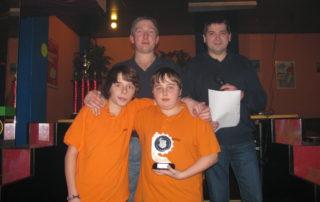 Gemeindecup 2010 Sieger SV Ilmmünster