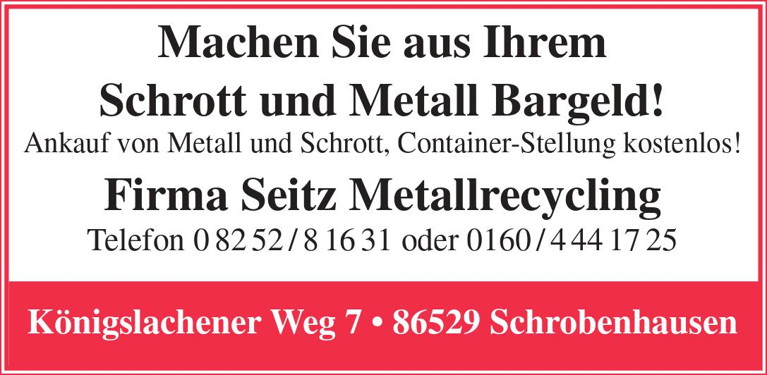 Seitz-Metall