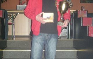 8-Ball Turnier 06.01.2012 Mario